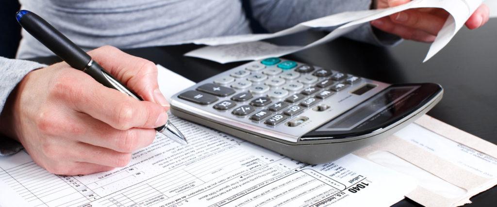 Подсчет налога ОСНО для ИП