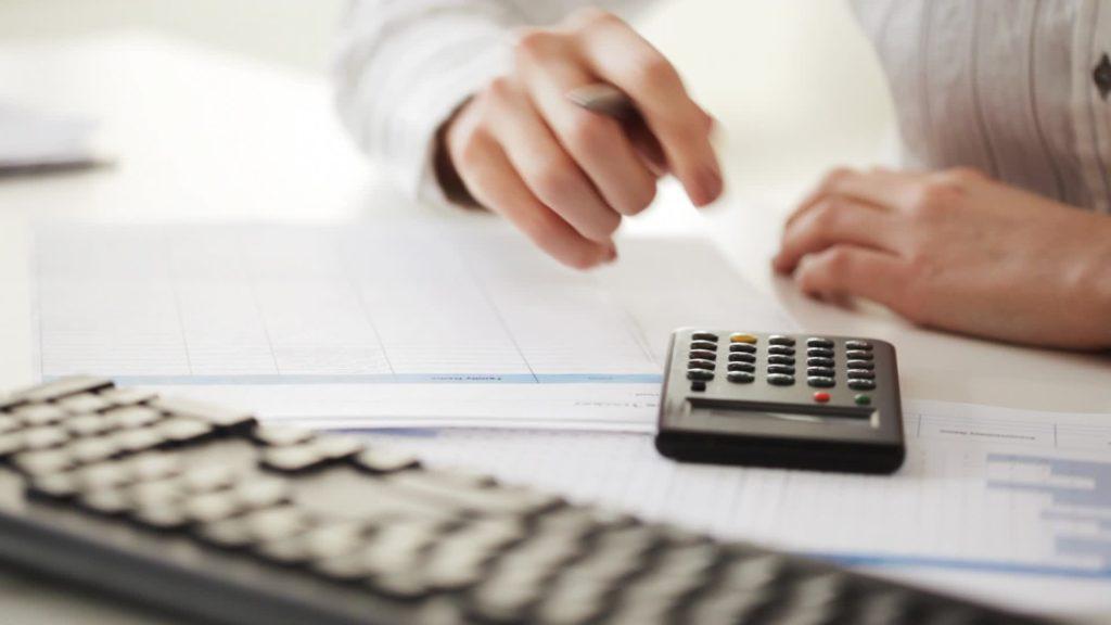 Расчет налога ЕНВД