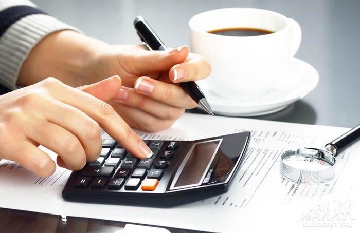 Расчет налогов для патента